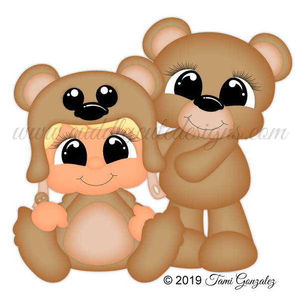 Besties-Bear