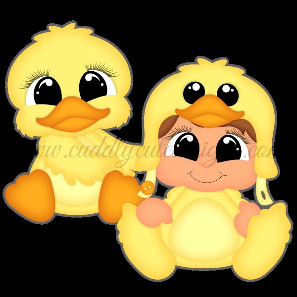 Besties-Duck