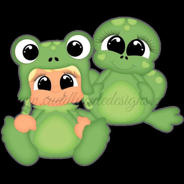 Besties-Frog