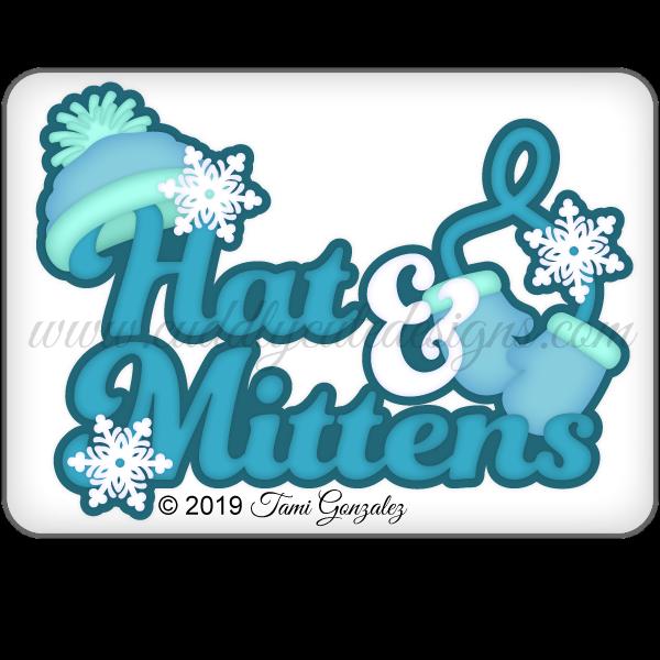 Hat & Mittens Title