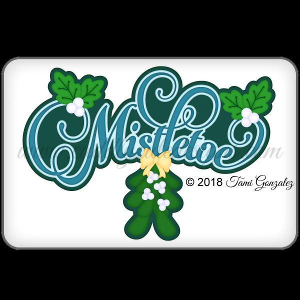 Mistletoe Title