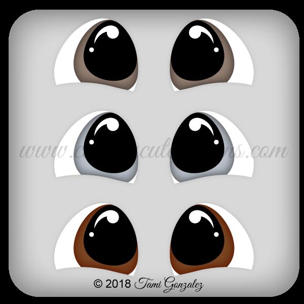 Printable Eyes