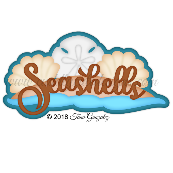 Seashells Title