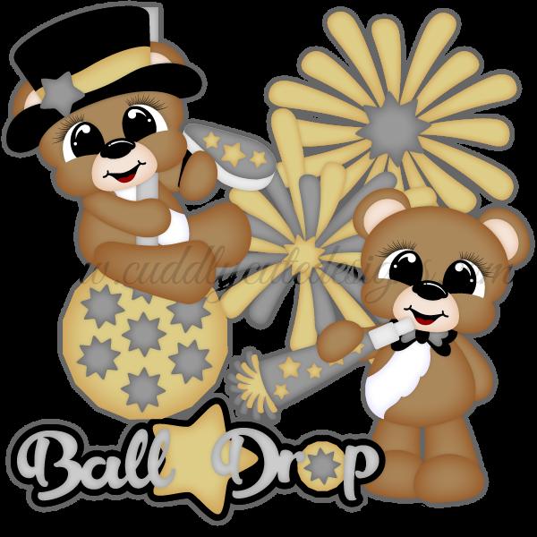 Ball Drop Bears