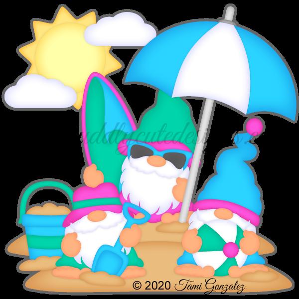 Beach Gnomes