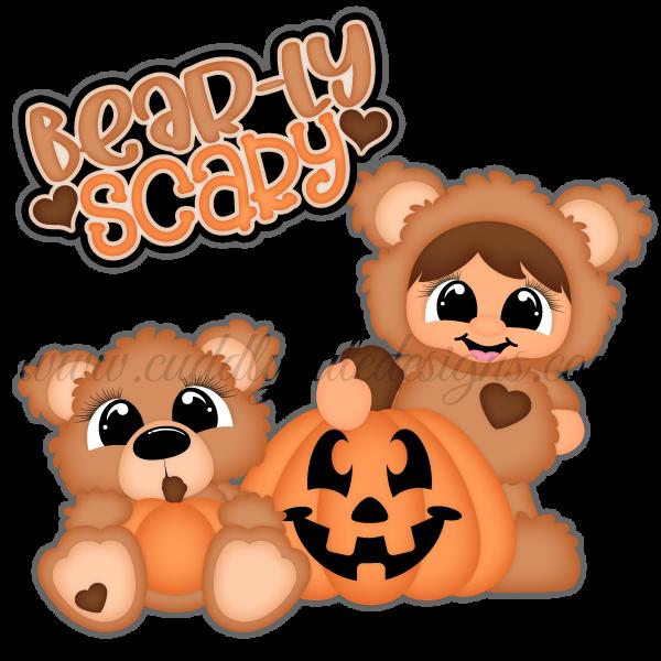 Bear-ly Scary