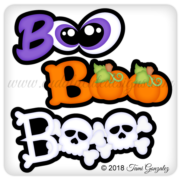 Boo Titles