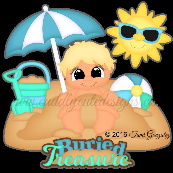 Buried Treasure - Boy