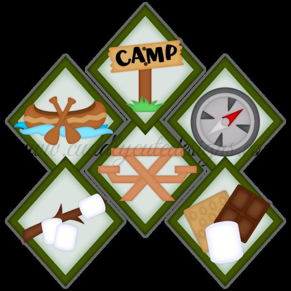Camping Tokens 1