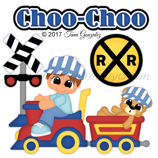 Choo-Choo Cutie