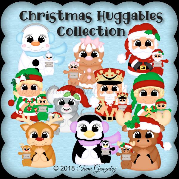 Christmas Huggables Collection