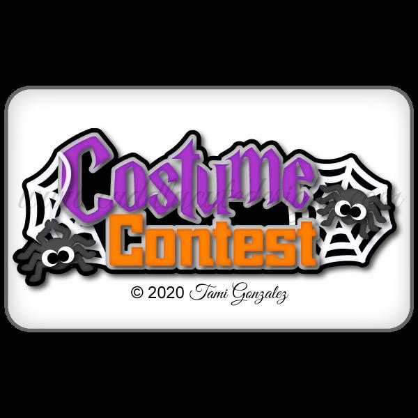 Costume Contest Title