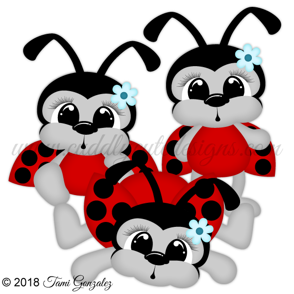 CuddleBug Ladybug