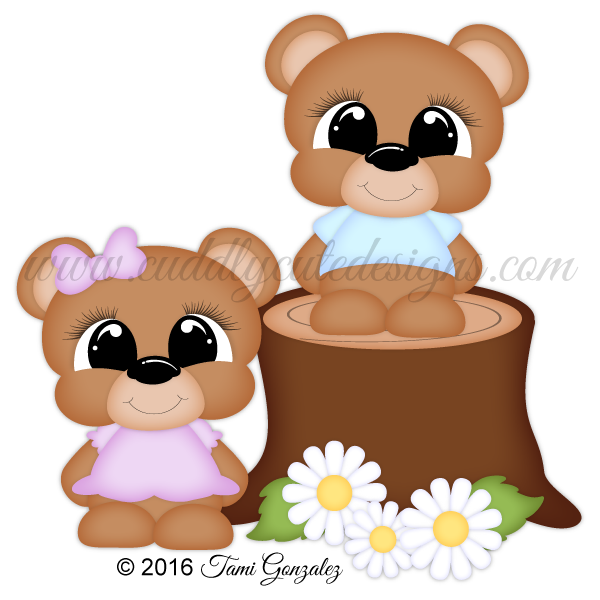 CutieKins-Bears