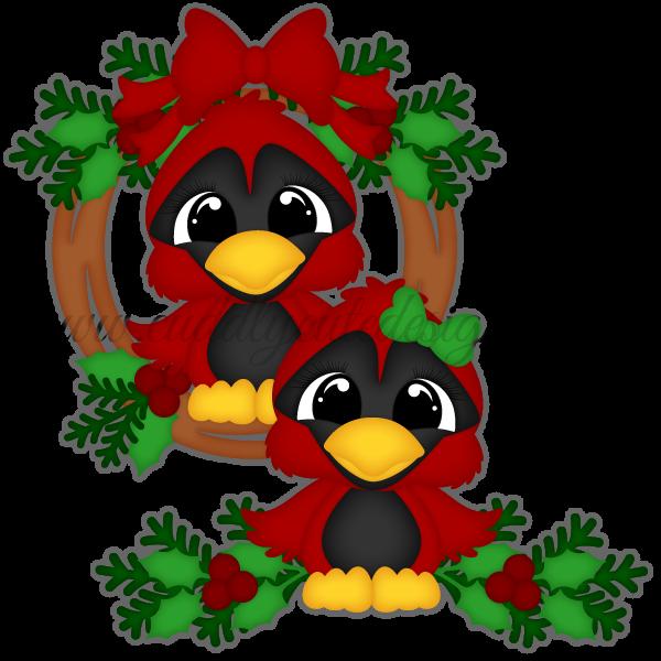 CutieKins-Cardinals