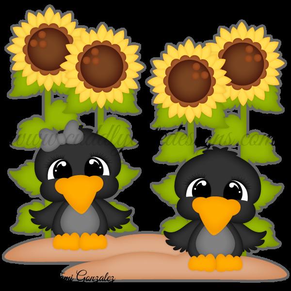 CutieKins-Crows