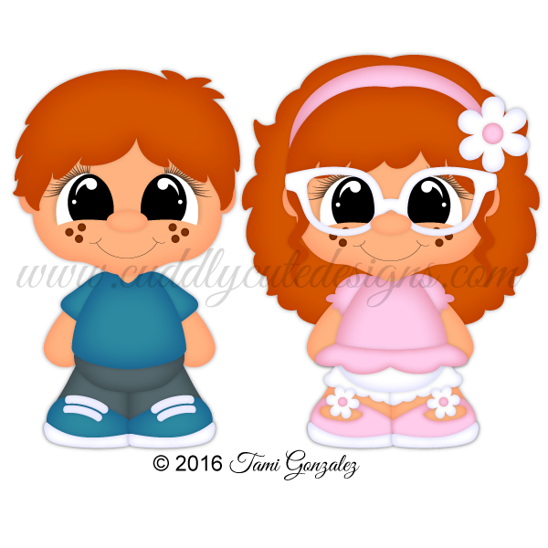 CutieKins-Finn & Ruby