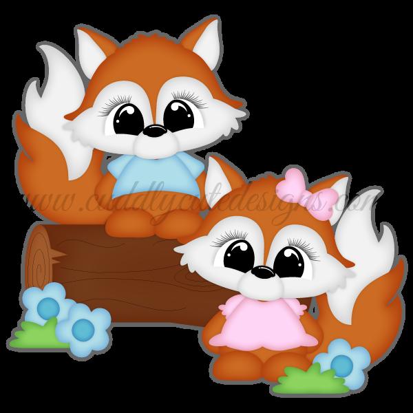 CutieKins-Foxes