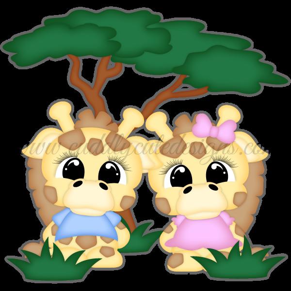 CutieKins-Giraffes