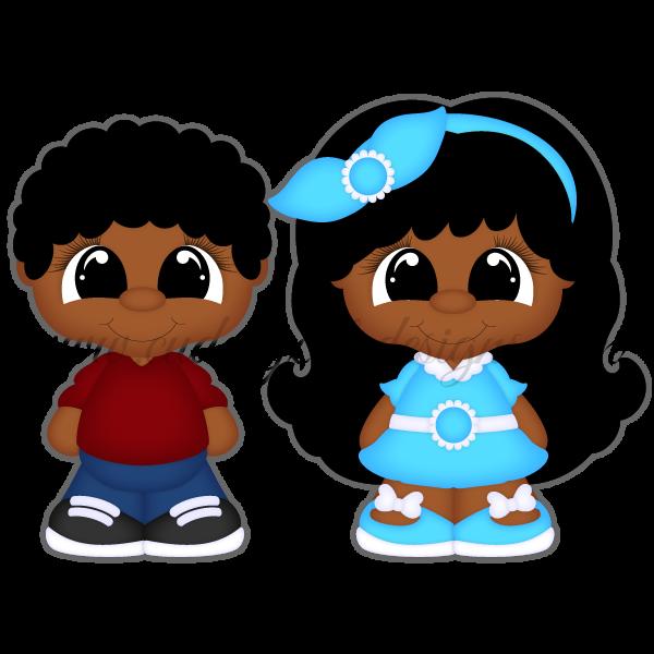 CutieKins-Jaxon & Gracie