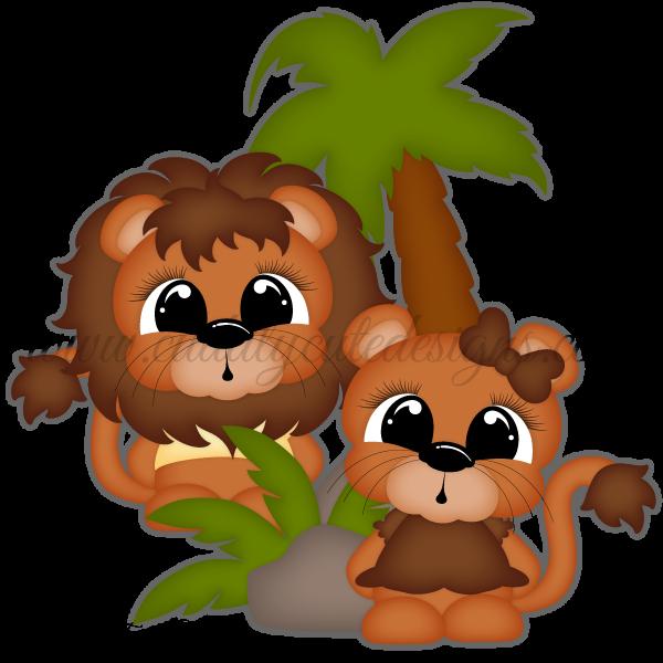 CutieKins-Lions