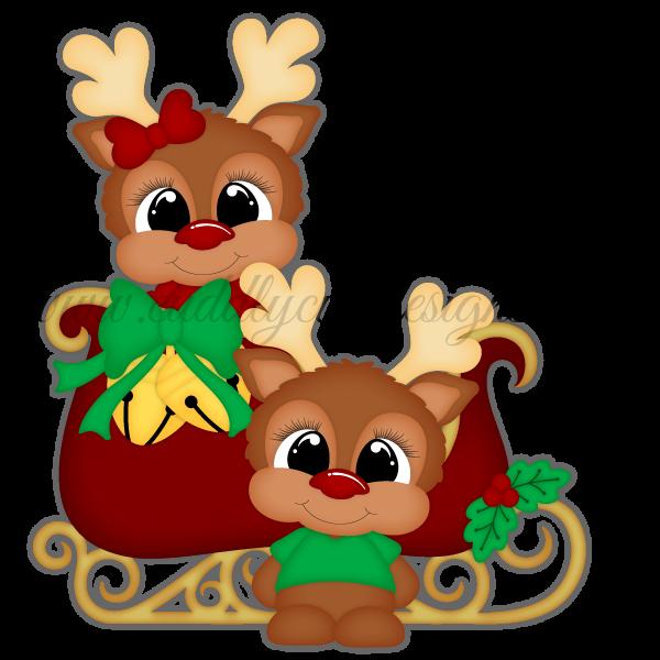CutieKins-Reindeer