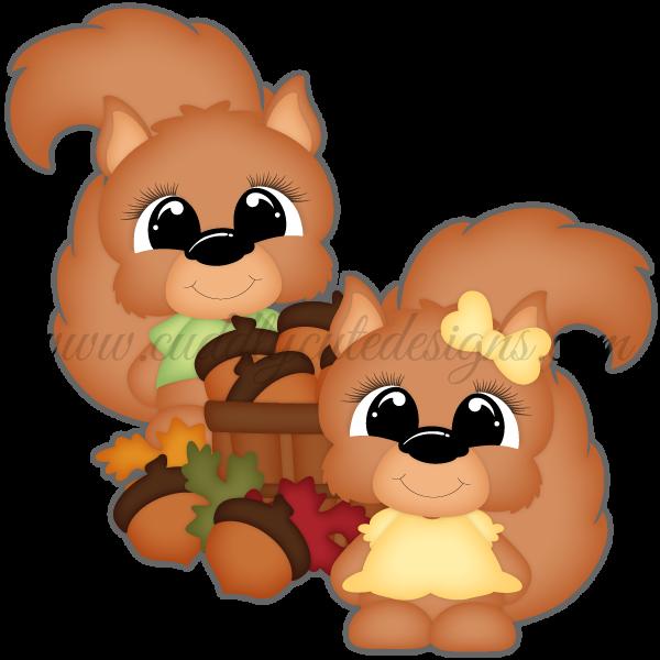 CutieKins-Squirrels
