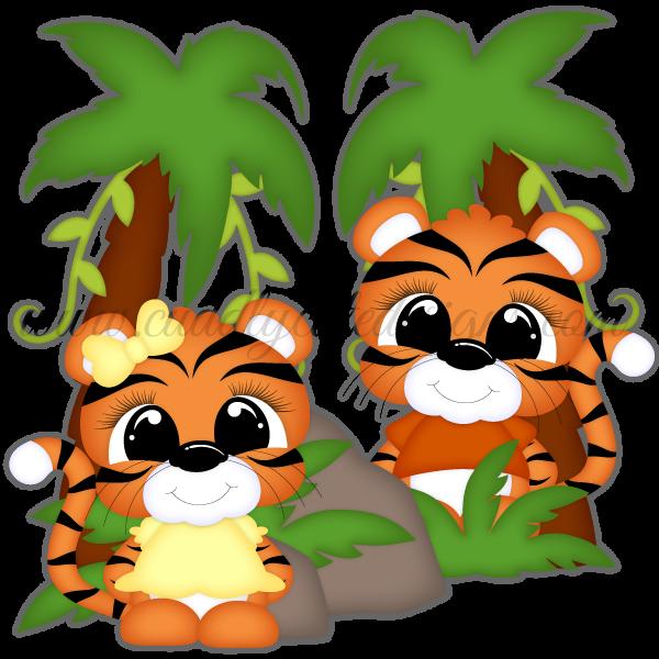 CutieKins-Tigers