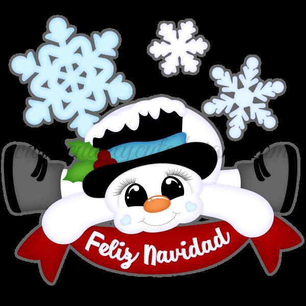 Feliz Navidad Snowman