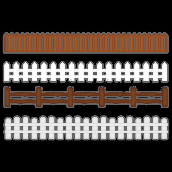 Fence Borders