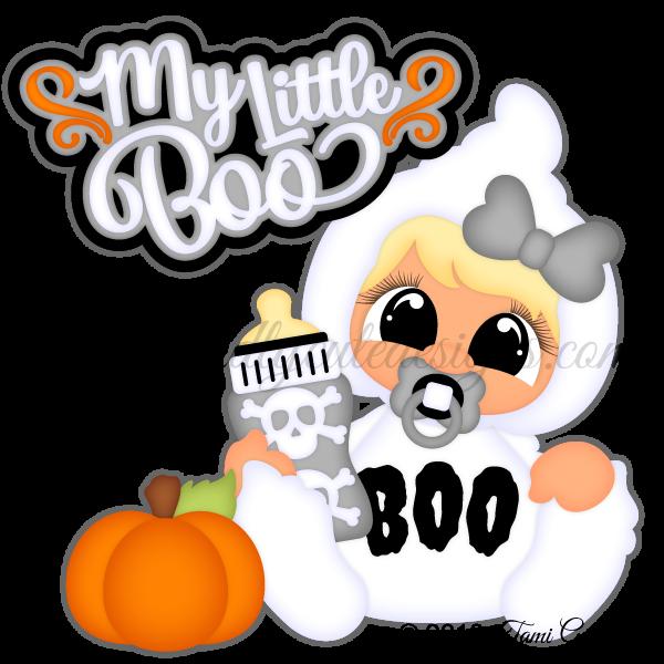 First Halloween - Ghost
