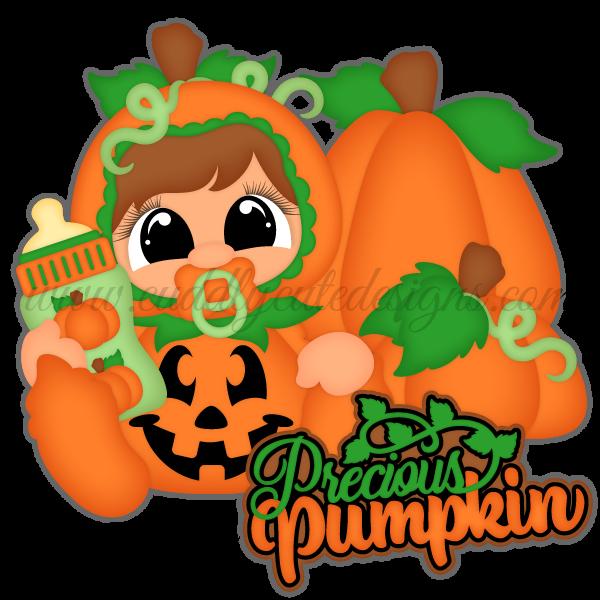 First Halloween - Pumpkin