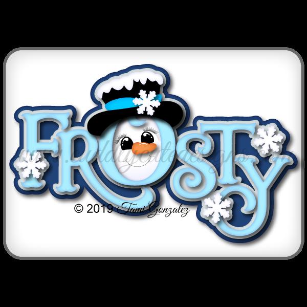 Frosty Title