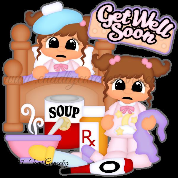 Get Well - Girl