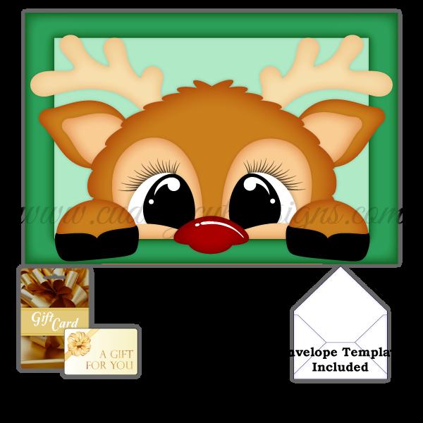 Gifty Reindeer