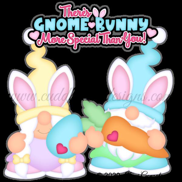 Gnome Bunny More Special
