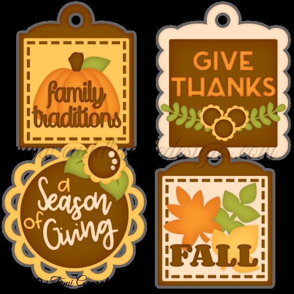 Gratitude Tags