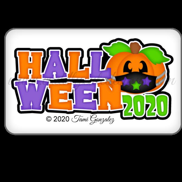 Halloween 2020 Title