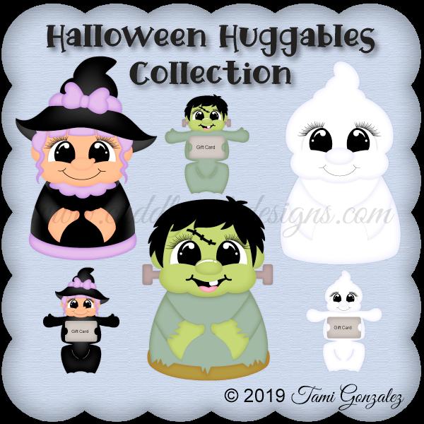 Halloween Huggables Collection