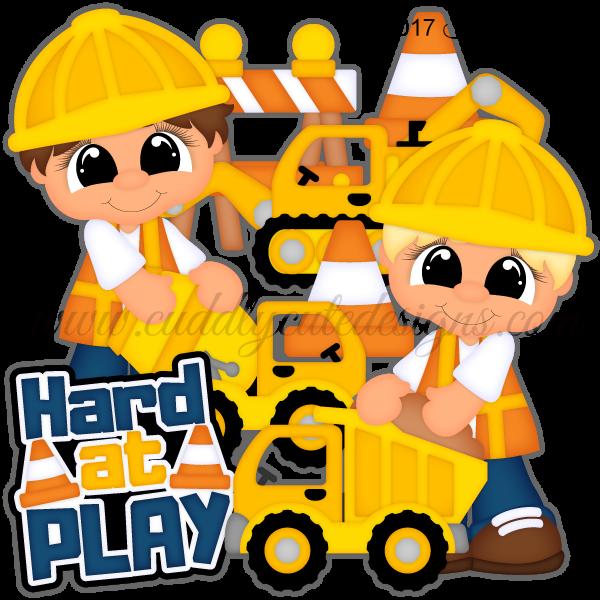 Hard at Play