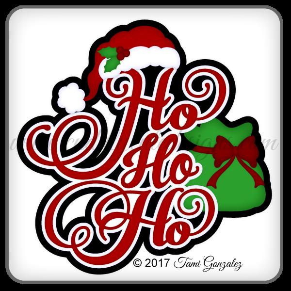 Ho Ho Ho Title