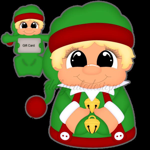 Huggable Elf - Boy