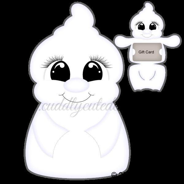 Huggable Ghost