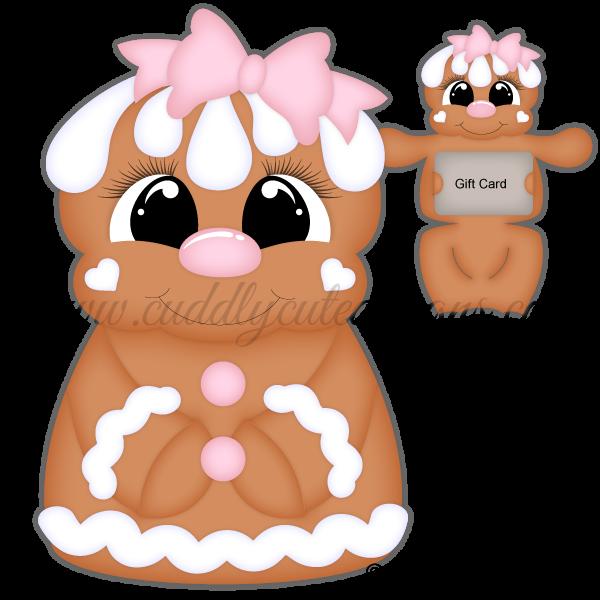 Huggable Gingerbread