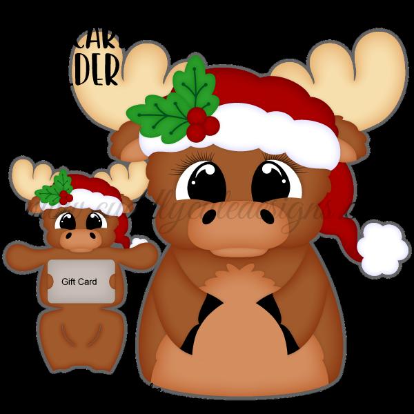 Huggable Moose