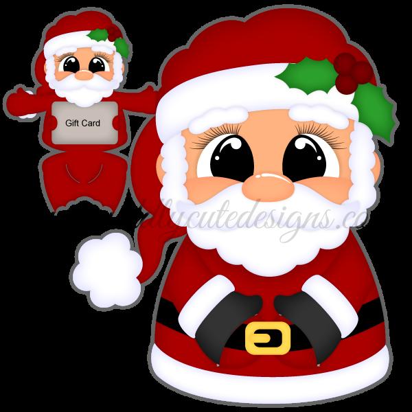 Huggable Santa