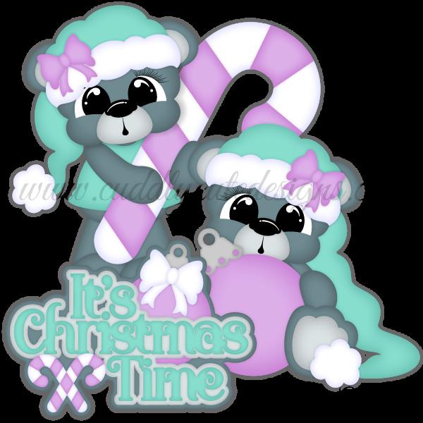 It's Christmas Time Bears