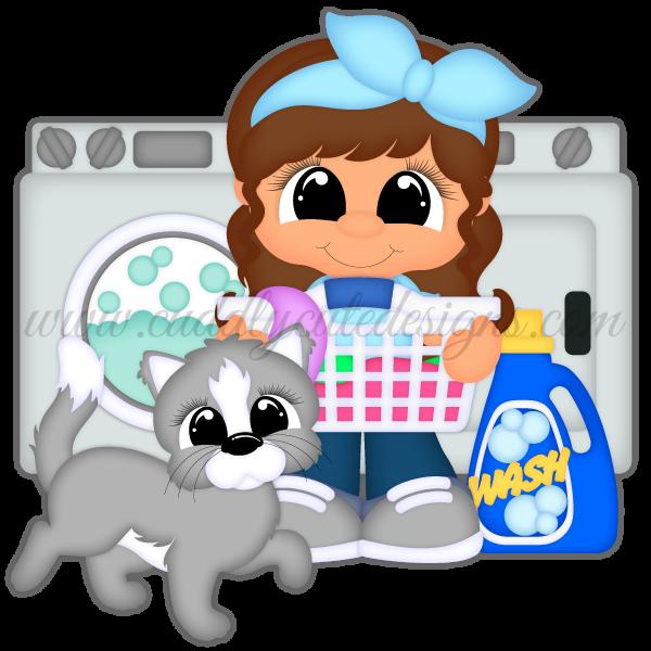 Laundry Cutie