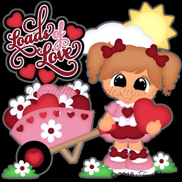 Loads of Love - Girl