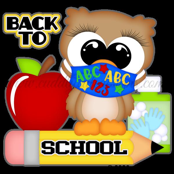 Masked School Owl